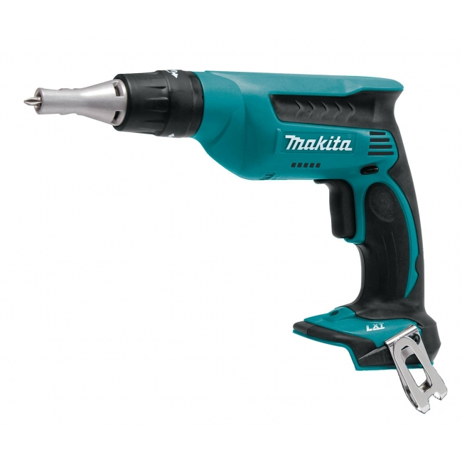 Makita 18v lxt lithium ion cordless plaster screwdriver tool only xsf01z - Div checker tool ...