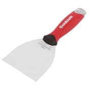 "Goldblatt 4"" Stainless Steel FLEX Joint Knife With SoftGrip Handle G05012"