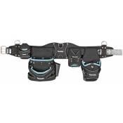 Makita Super Heavy Champion Tool Belt Set P-17897