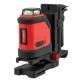 General Multi-Line Laser Red and Green X3 Hybrid Laser 70088