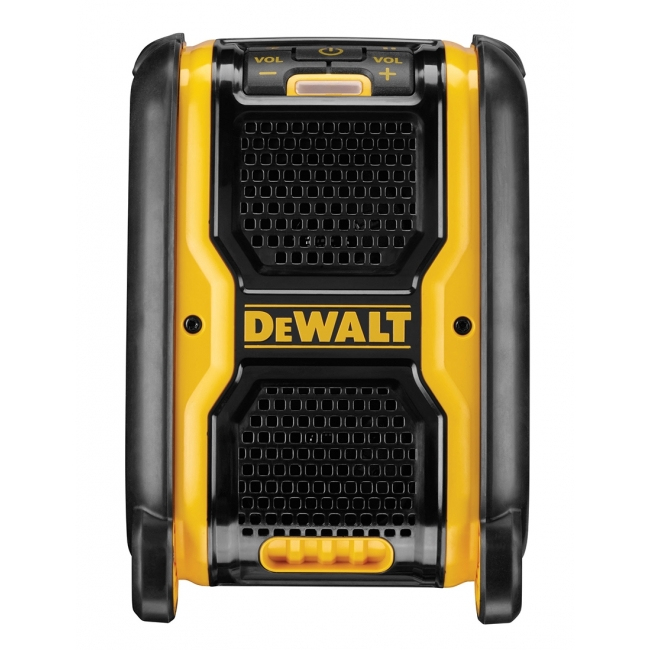 how to connect to dewalt bluetooth speaker