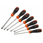 Bahco Screwdriver Set 7 Piece BahcoFIT Phillips + Slotted B219.017