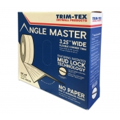 Trim-Tex Corner Tape Angle Master 30.5m PVC MS325