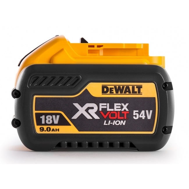 Dewalt Battery Pack 9 0ah Li Ion 18v 54v Xr Flexvolt Dcb547
