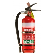 MegaFire Fire Extinguisher Portable 1.5kg DRY CHEMICAL POWDER MF15ABE