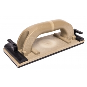 Hand Sander Plastic with Quick Click 230x80mm