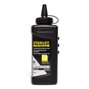 Stanley Permanent Marking Chalk 226g 8oz Waterproof BLACK 47-822