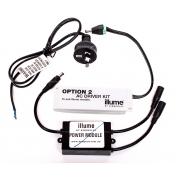 Illume Solar To AC Driver Power Backup Kit Solar Skylight Alternative