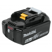 Makita 18V LXT Li-Ion 6.0Ah Battery with LED Charge Level BL1860