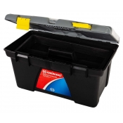 """Crescent Tool Box 24""""/600mm Heavy Duty W/ Removable Tray & Storage Boxes TB224"""