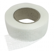 TradeMark Plasterboard Mesh Tape 24 Piece Self Adhesive 90m x 50mm TMSAPMT