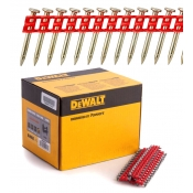 DeWalt Collated Concrete Pins Nails 3x17mm EXTRA HARD 1005Pk DCN8903017