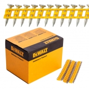 DeWalt Collated Concrete Pins Nails 2.6x15mm STANDARD 1005Pk DCN8901015