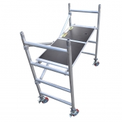 Bailey Ladders Scaffold Supa-Lite Aluminium Mobile Base FS13672