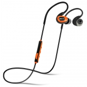 ISOtunes Noise-Isolating Earbuds Pro Bluetooth Orange/Black IT-09