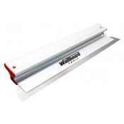Wallboard Skimming Knife 600mm Stainless Steel Wipedown Blade 806003