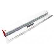 Wallboard Skimming Knife 800mm Stainless Steel Wipedown Blade 808003
