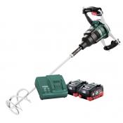Metabo Cordless Paddle Mixer Stirrer Kit 5.5Ah Batteries RW 18 LTX 120 601163850