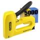 Stanley Duty Staple Gun SharpShooter Heavy PLUS 5000 STAPLES TR150