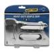 Otter Staple Gun Uses T50 & Rapid Type Staples High Impact HDSGM1
