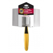 Hyde Plaster Inside Corner Tool Stainless Steel MAXXGRIP Handle 09410