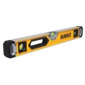 DeWALT Spirit Box Level 600mm 3x Vials DWHT43224
