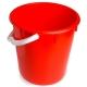 Plastic Bucket 20Lt with Lid PB-10-R