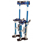 """Stilts Large 24"""" to 40"""" Silver"""