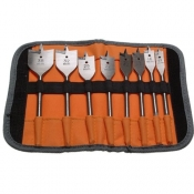 Bahco 8 piece Flat Bit Set