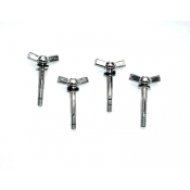 Plastering Stilts Replacement Wing Nut - Bolt Parts