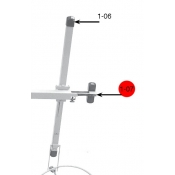 Telpro PanelLifter Outrigger with  End Cap 00-1-07