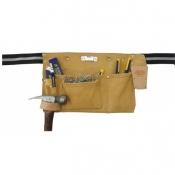Irwin (Rooster) Apron Split Leather 3 Pocket REI-221-4