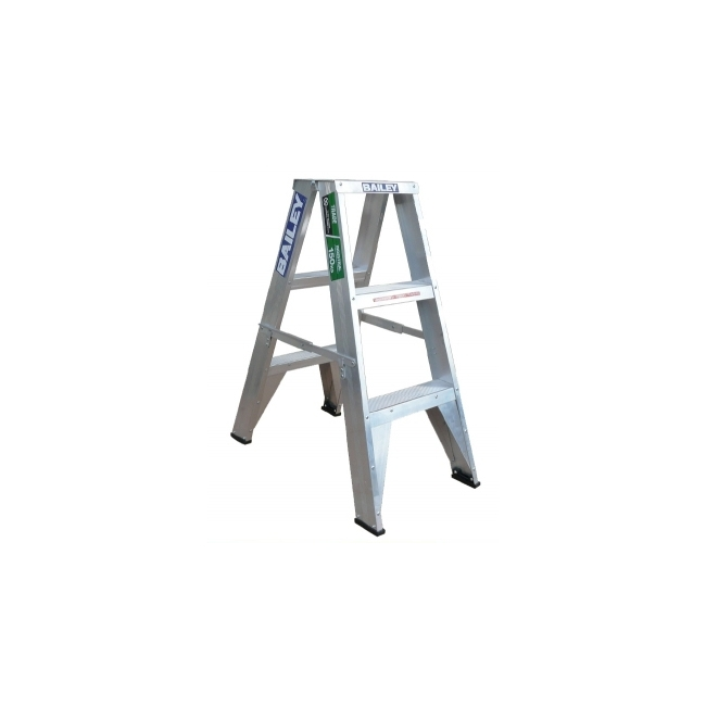Bailey 0 9m 150kg Trade Double Sided Ladder Fs13428