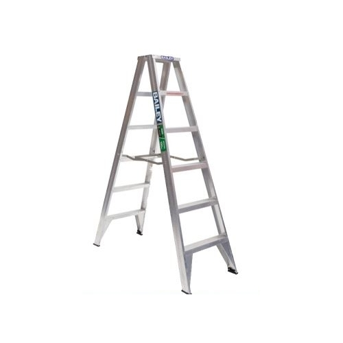 Bailey 2 4m 150kg Trade Double Sided Ladder Fs13431