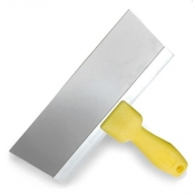 Wal-Board 150mm Plastic Handle Stainless Steel Taping Knife HRS-06