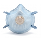 Moldex 2300P2 Disposable Dust Mask With Valve P2 Box 10