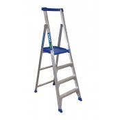 Bailey Platform  Ladder 1.2m  4-Step P150 Job Station FS13581