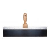 Wal-Board 450mm  Blue Steel Taping Knife Wooden Handle JK-18