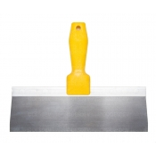 Wal-Board 300mm Plastic Handle Stainless Steel Taping Knife HRS-12