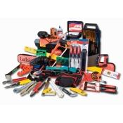 116 Piece Carpenter's Apprentice Tool Kit Crescent Lufkin Plumb Nicholson Wiss CTKAC1N