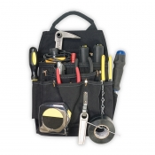 Kuny's 11 Pocket Professional Electrician's Tool Pouch EL-5505