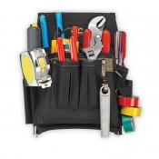 Kuny's 8 Pocket Professional Electrician's Tool Pouch EL-1507