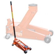 Bahco 2 Tonne Mechanics Garage Steel Trolley Jack BH1OZ2000