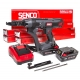 "Senco DS215-18V 2"" Cordless Dura-Spin Auto-Feed Drywall Screwgun 5000RPM + 6000 Screws"