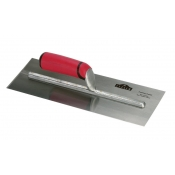 Tyzack 380mmx117mm Carbon Steel Finishing Trowel 13100RSF