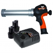 SP TOOLS 14v 400mm Chaulking Gun + 2x 1.5Ah Batteries + Charger SP81362