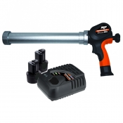 SP TOOLS 14v 600mm Chaulking Gun + 2x 1.5Ah Batteries + Charger SP81363