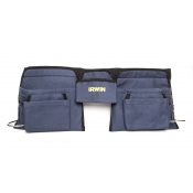 Irwin Tools 3 Pouch 11 Pocket Builder's Apron IR-72427T