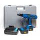 Tyrex 25-50mm 14.4v Ni-Cad Cordless Auto-Feed Reversible Screwgun Kit D404