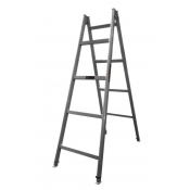 GTPro  Aluminium  Trestle  2400mm  Ladder 132255